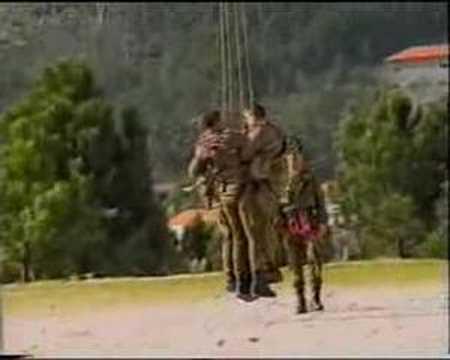 Exercito Português - tropas Operações Especiais de Lamego