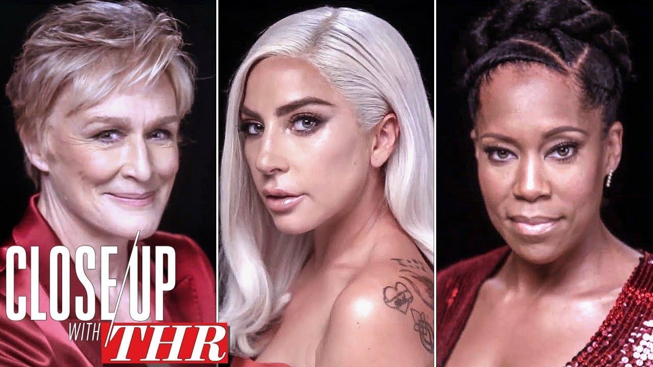 Actresses Roundtable: Lady Gaga, Glenn Close, Regina King, Rachel Weisz, Nicole Kidman | Close Up