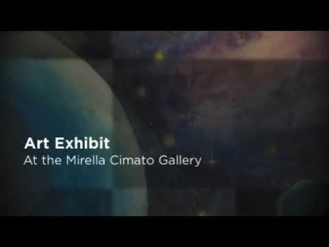 CCSA Classical Christian School for the arts.  Art exhibit 12,12,2020