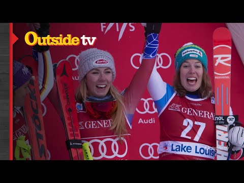 Mikaela Shiffrin Shocks the World in Downhill | In Search of Speed