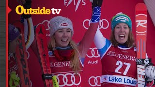 Mikaela Shiffrin Shocks the World in Downhill   In Search of Speed