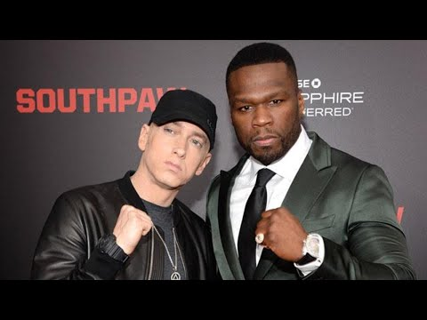 Watch Eminem Rap One of 50 Cent's '8 Mile' Verses for His Birthday!