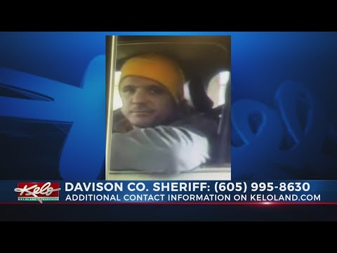 Davison County Authorities Looking For Burglar