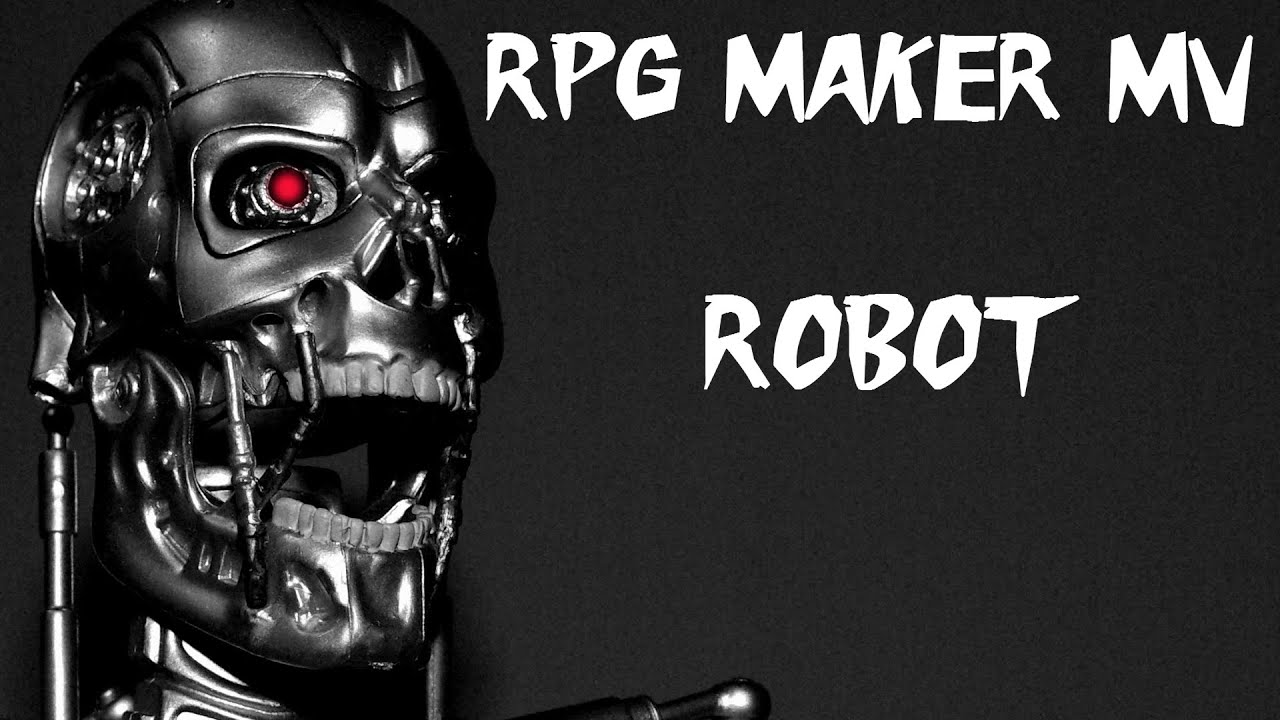 Rpg maker mv robot generator parts