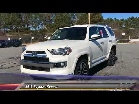 2018 Toyota 4Runner Elizabeth City NC J5529538
