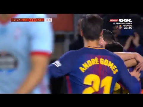 Barcelona VS Celta Vigo Live