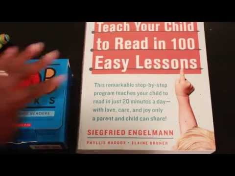 """""""Teach Your Child How to Read in 100 Easy Lessons"""""""
