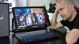 Acer Predator Triton 900 | 4k Gaming Laptop Beast