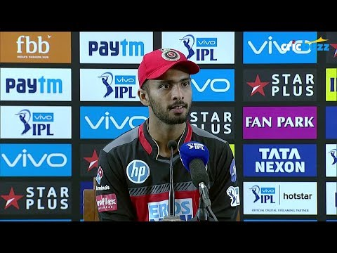 Every third or fourth day, AB plays a knock like this - Mandeep Singh