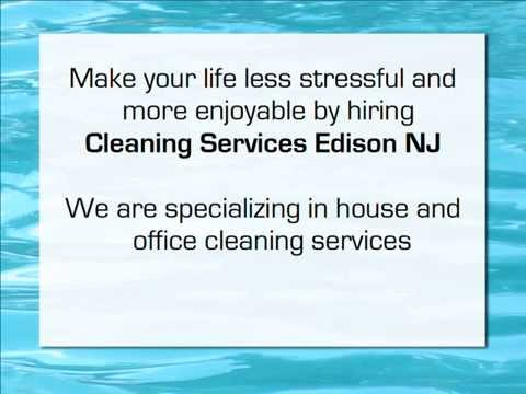 Cleaning Services Edison NJ   House Cleaning Services Edison NJ