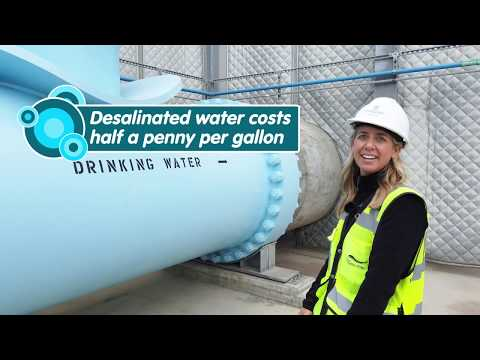 Pop-up Tour Of The Amazing Carlsbad Desalination Plant