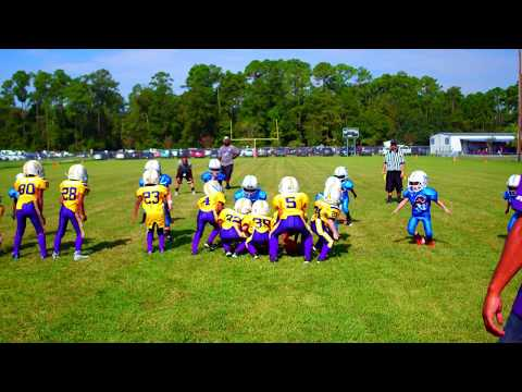 Slidell Youth Football Association (SYFA) Intro Video with Drone