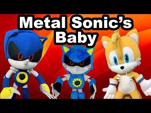 TT Movie: Metal Sonic's Baby