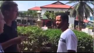 Бармен в Африке, Гана(видео от Eduard Orlov: https://www.facebook.com/orlovusa/videos/10203743508226804/?permPage=1., 2015-09-09T10:56:16.000Z)