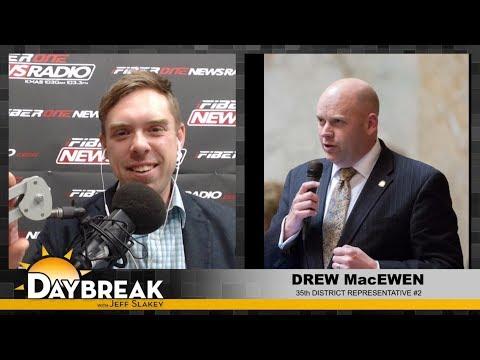 35th District Representative Drew MacEwen (R-Union)  - 02/07/18