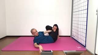 日常生活動作で体幹を使う〜座り方→立ち方編〜(フル)