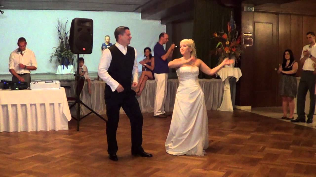 Funny First Wedding Dance Surprise HD The Best In YouTube Hochzeitstanz Mal Anders