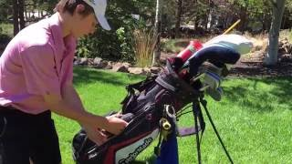 What's In My Golf Bag! - Summer 2016