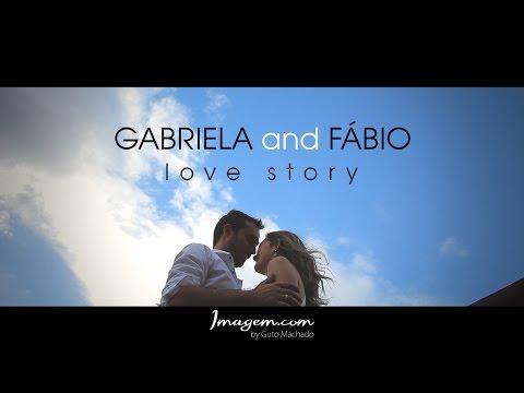 Gabriela and Fábio - love story | Imagem.com by Guto Machado