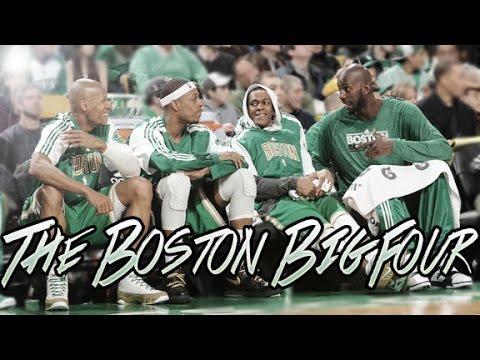 The Boston Big Four (2007-2008)