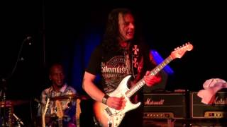 Anthony Gomes - Blues Deluxe - Live Hugh's Room 2016
