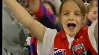 Melbourne v North Melbourne, Round 22, 1994