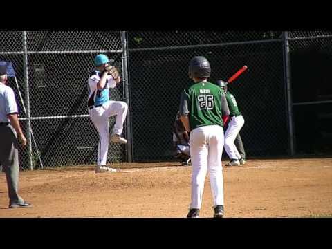 Lehigh Valley Force Baseball vs Kimberton July 16 2017