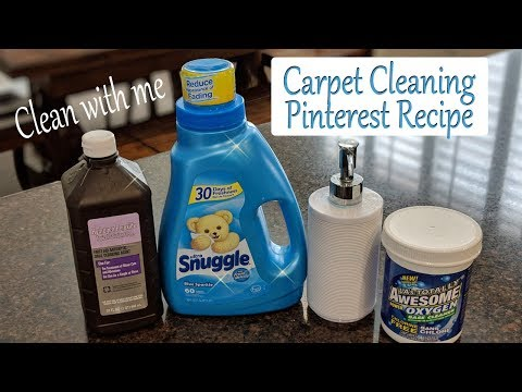 Tips For Carpet Cleaning Diy Make Your Own Solution Wit