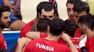 Match Complet Handball Finale JM 2018 Tunisie vs Croatie 01-07-2018