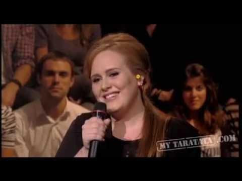 Adele Interview MY TARATATA (December, 2010)