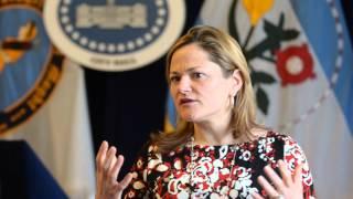 Speaker Melissa Mark-Viverito Defines American