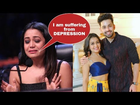 Neha Kakkar confirms she is suffering from DEPRESSION after Breakup with Himansh Kohli
