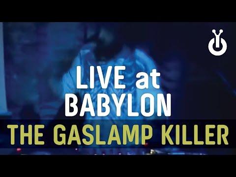 The Gaslamp Killer - Nissim I Babylon Performance