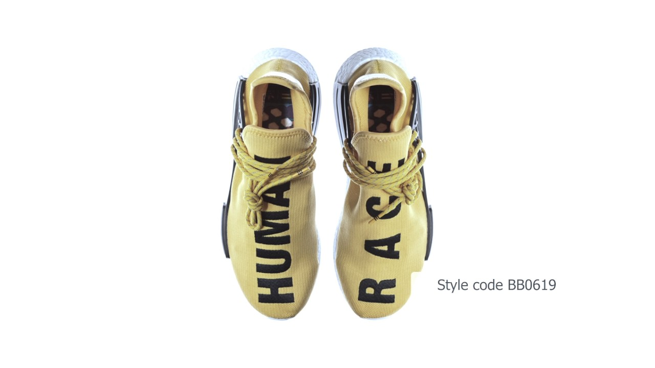 many fashionable 2018 shoes promo codes adidas HU NMD x Pharrell Williams