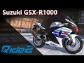 Suzuki GSX-R1000 One Million Edition! :O | RIDE 2 [PT-BR]