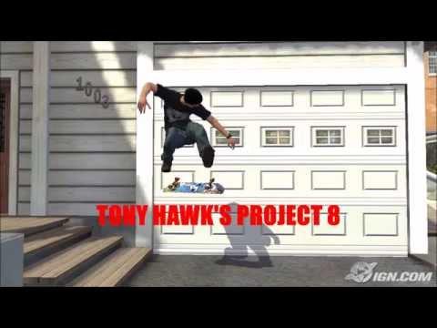 Tony Hawk's Project 8 Soundtrack (Part 1)