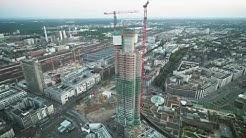 Grand Tower Frankfurt - Zeitraffer