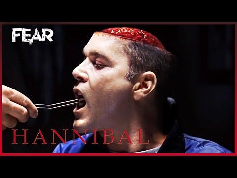 Hannibal Feeds Paul His Own Brain | Hannibal