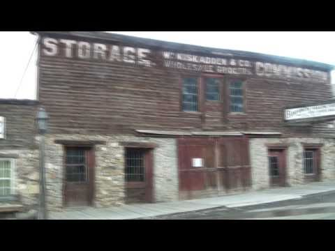 Virginia City Montana, Gloria D and Ranks Mercantile