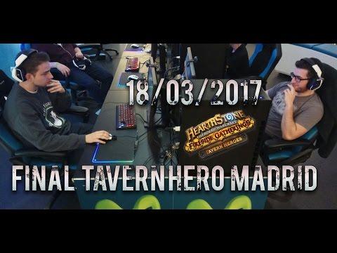 Tavern Hero Madrid | Semifinales y FINAL