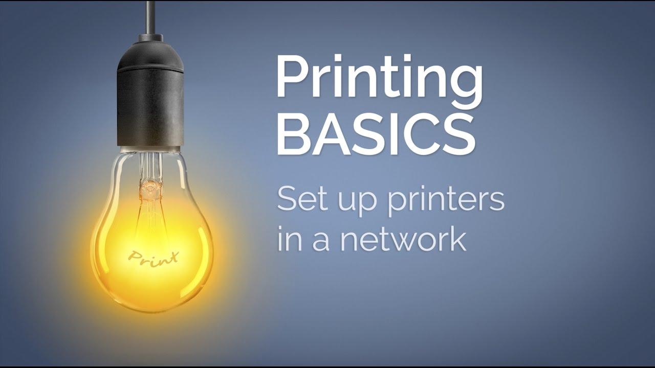 hook up printers