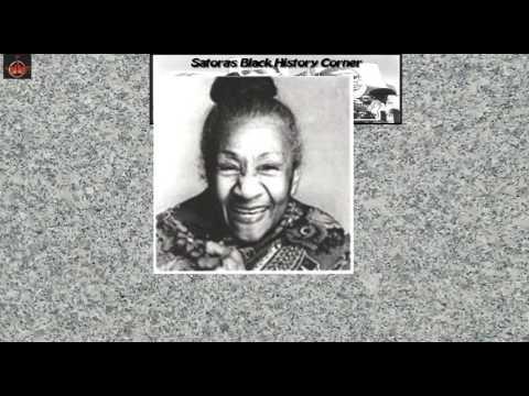 Satora's Black History Corner 6-12-2017