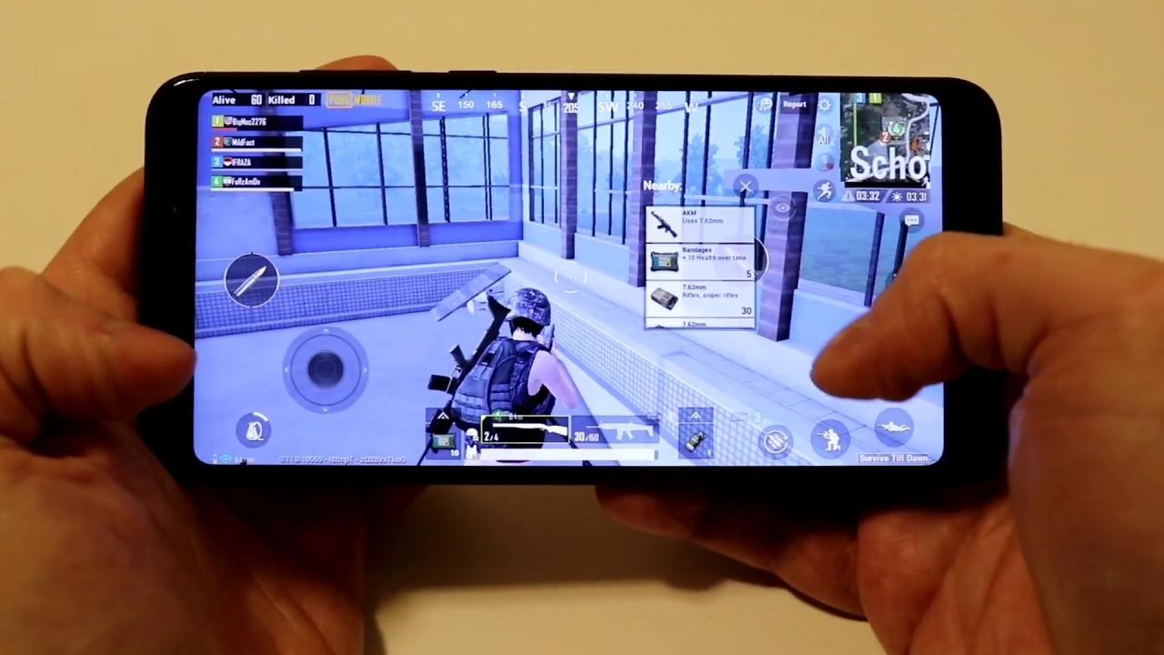 Pubg Mobile With Gfx Tool Xiaomi Redmi 5 Plus Smooth Extreme Fps Youtube