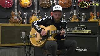 1956 Gibson ES 175 N D - Natural / GuitarPoint Maintal / Vintage Guitars