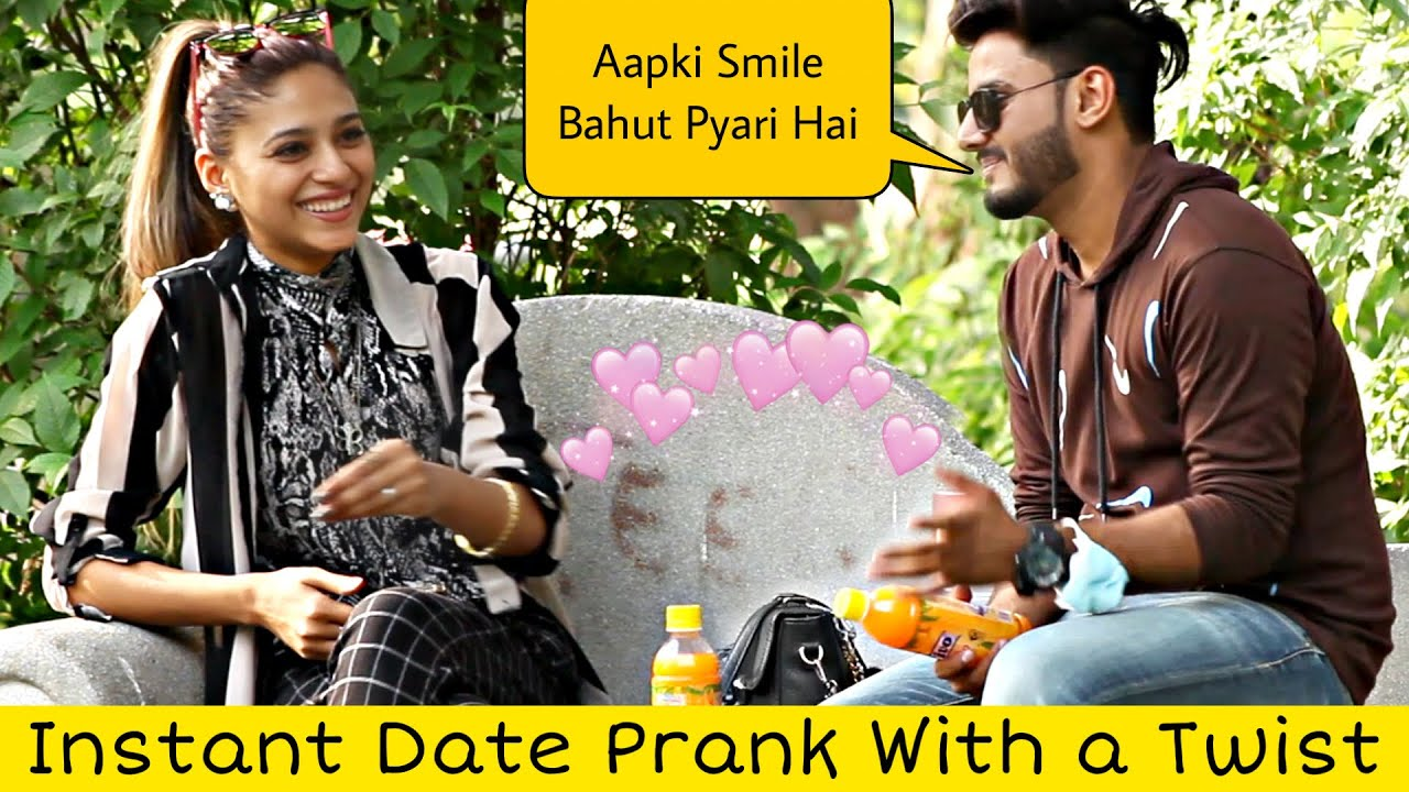 INSTANT DATE PRANK WITH A TWIST @That Was Crazy