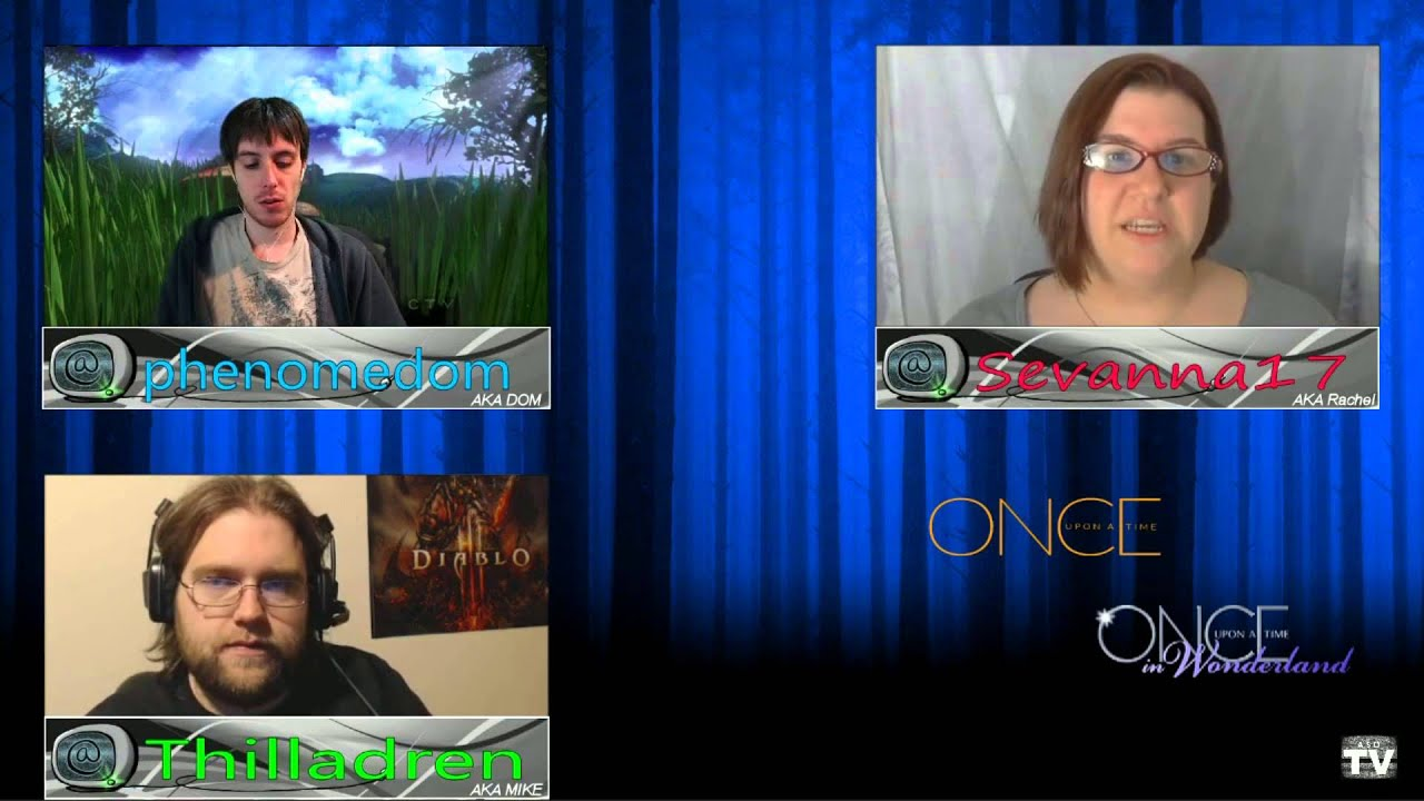 Download Once Upon A Time / OUAT in Wonderland Recap/Roundtable