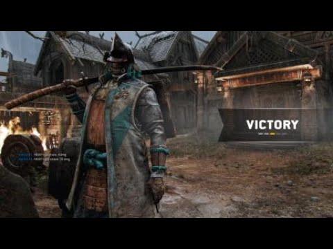 For Honor Arcade No Match For Samurai Skill
