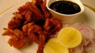Prawn Koliwada (spicy Fried Shrimps)