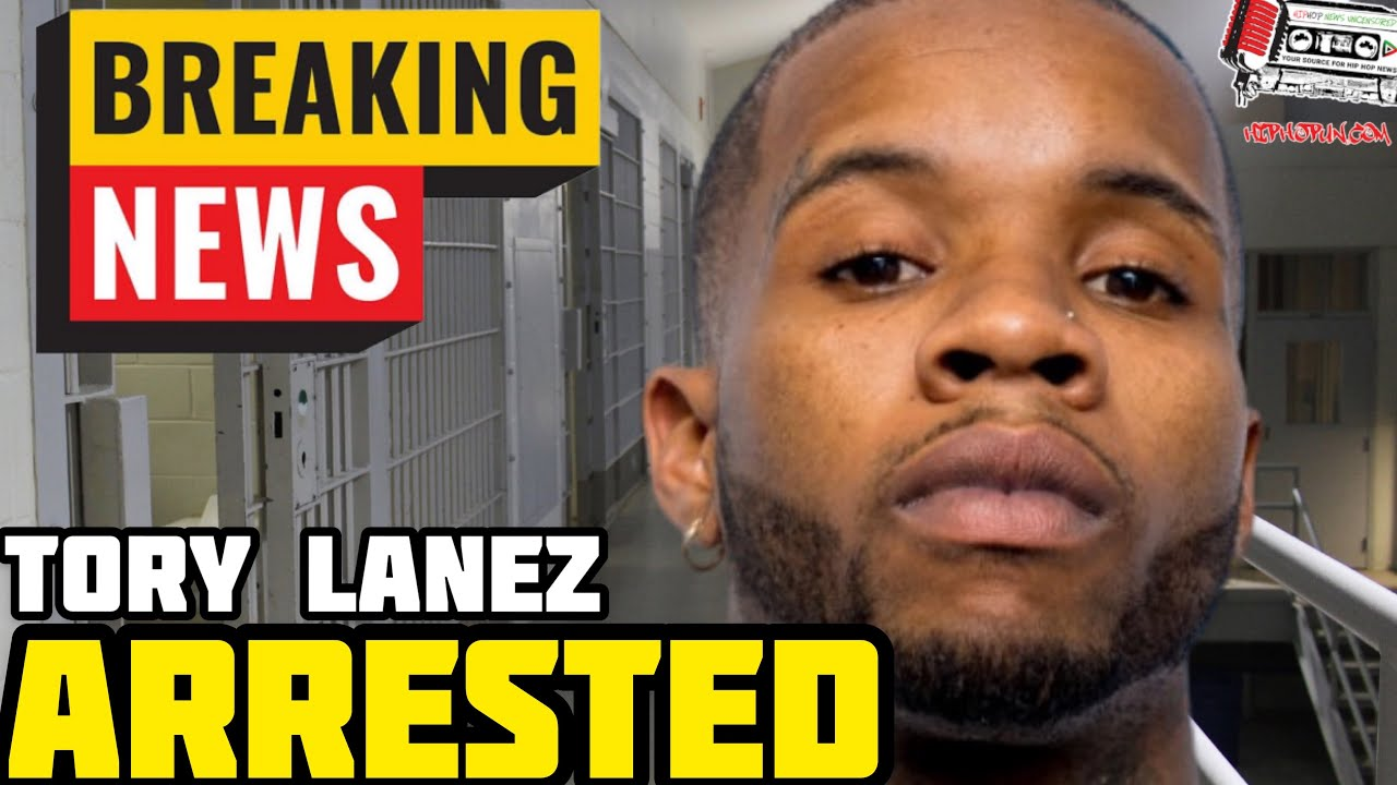Rapper Tory Lanez Arrested On Felony Charge In Los Angeles