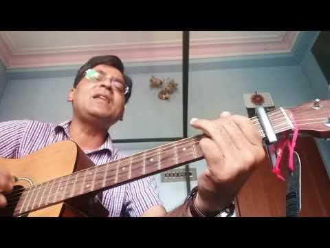 Ei bhalobaasha tomake pete chai guitar chords lesson for beginners/ Saathi film